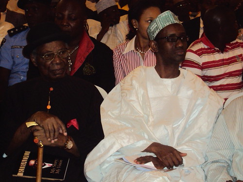 Supreme Court judge Chukwudifu Oputa, Mallam Nuhu Ribadu, Charly Boy Oputa by Jujufilms