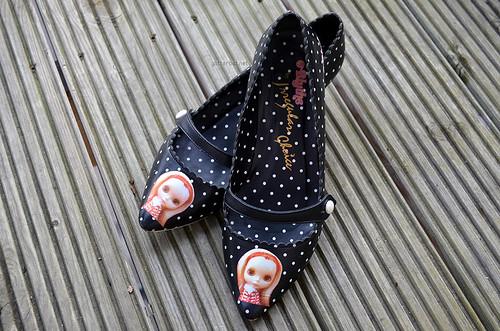 Blythe Doll x Irregular Choice Shoes