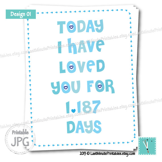 USD 4.99, Today I Have Loved You, love you is anniversary gift valentine template card personalized notecard heart diy calligraphy Romantic boyfriend