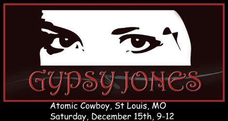 Gypsy Jones 12-15-12