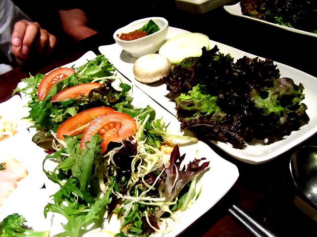 Korean dinner 8