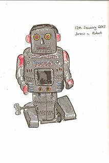 robot - v