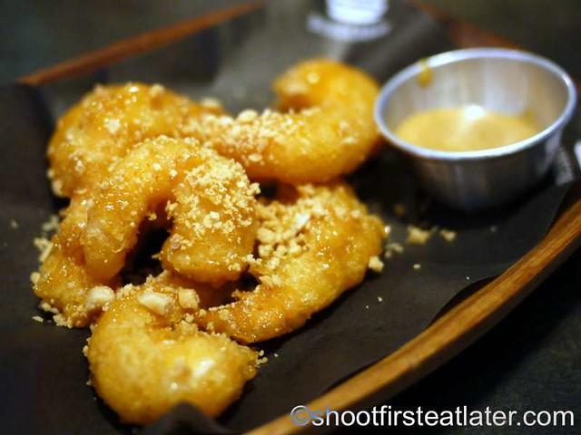 Chinatown rock shrimp poppers P260