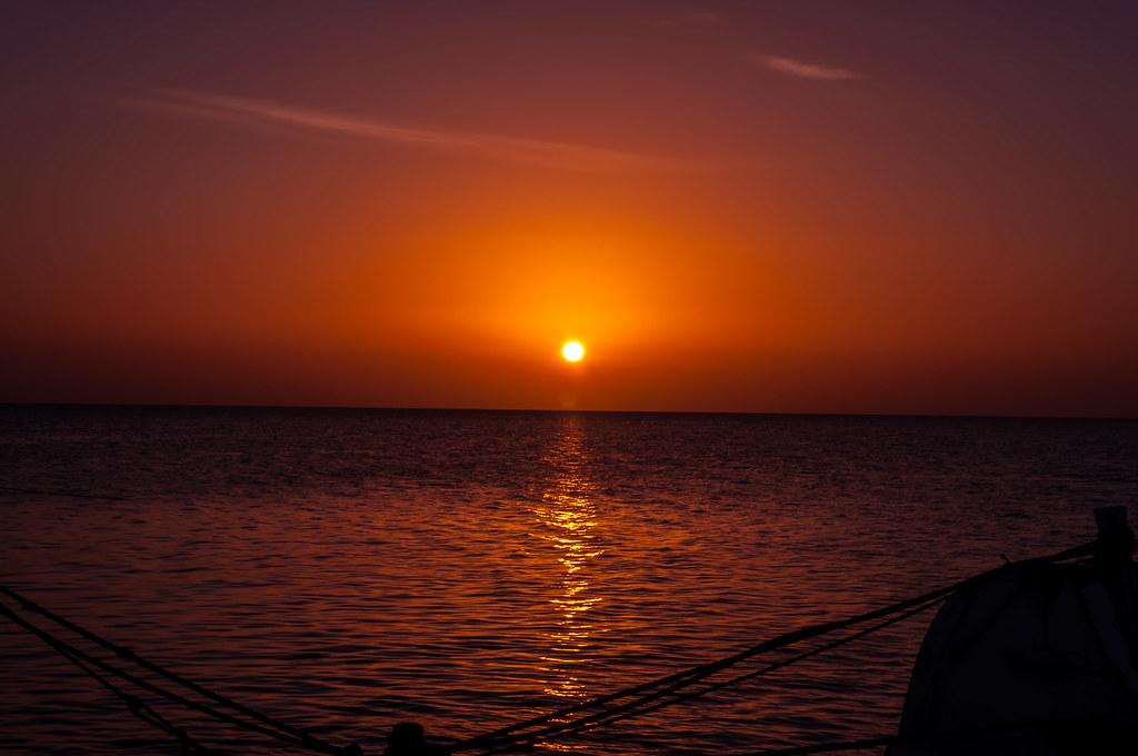 Red Sea Sunrise 4