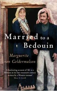 have books, will travel: Married to a Bedouin