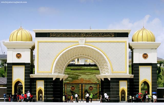Istana Negara Kuala Lumpur Malaysia