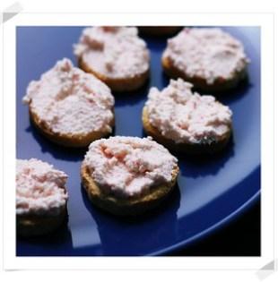 Paté de Cagrejo (con Surimi o Palitos de Cangrejo)
