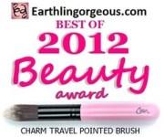 EG Beauty Awards 2012 Charm Travel Pointed Brush