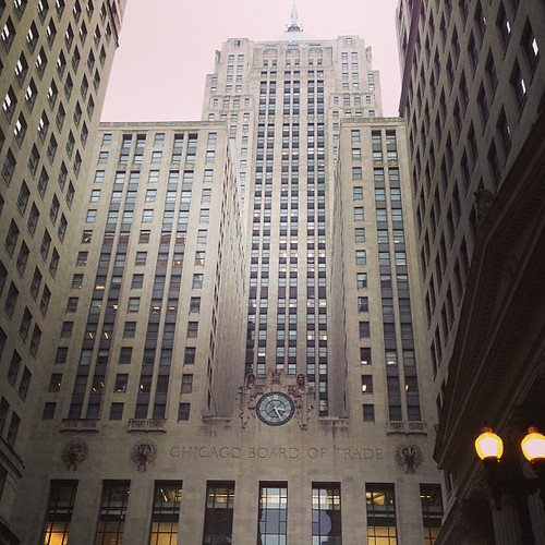 Can't believe it's been 9 years now since my last day at the Chicago Board of Trade by zakattak