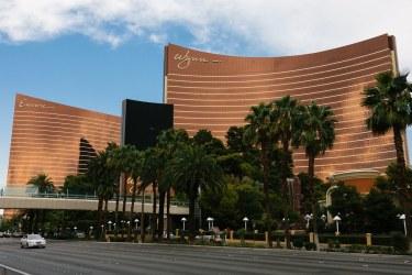 Wynn and Encore Hotel - Las Vegas Nevada, 2012