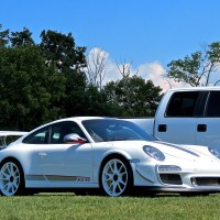 Lime Rock Historic Festival: Porsche 997 GT3 RS 4.0