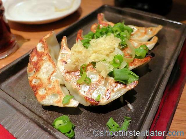 Ippudo Gyoza Dumplings HK$38