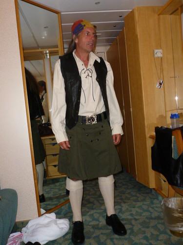 11-14-12 St.Thomas, VI 36 - Pirate's Nite, Dave