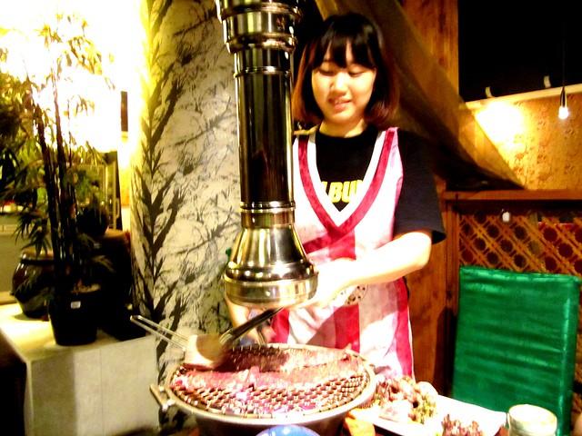 Korean dinner 18