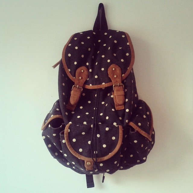 My new backpack.