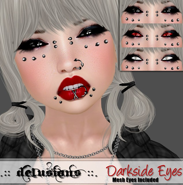 .:: Delusions ::. Darkside Eyepack