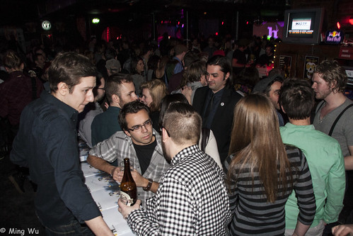 Herd Magazine Issue #2 Launch Party @ Babylon Nightclub