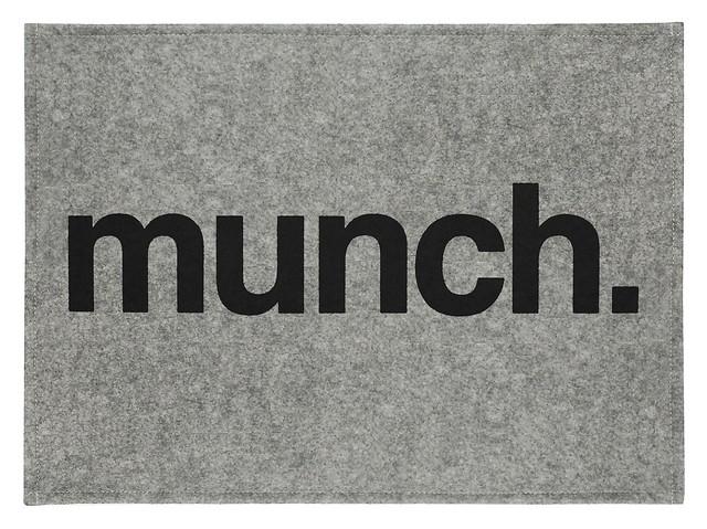 Bleach Home placemats