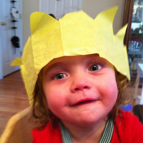 #hat!  Yay for #crackers