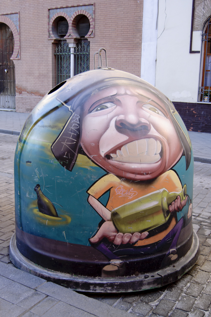 Andalusia road trip - Sevilla, day 1