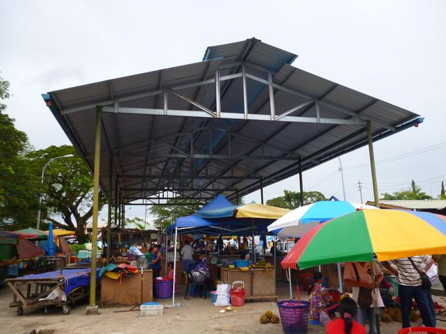 Sheltered market