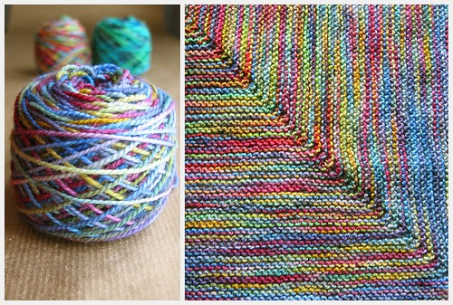 wound versus knit