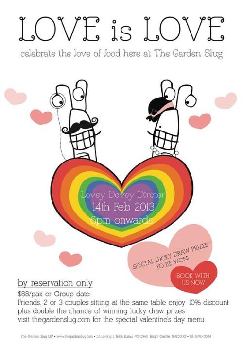 Valentine's Day 2013 poster