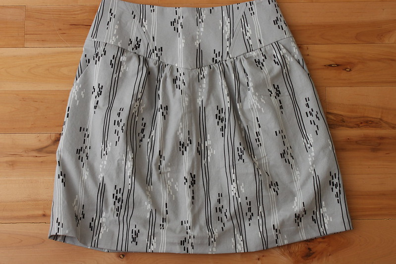 Crescent Skirt - Front