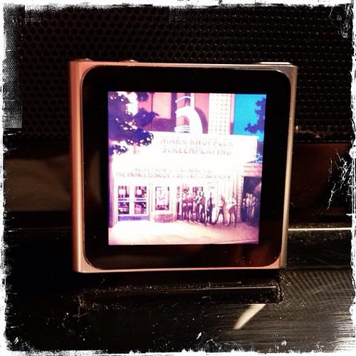 Feb 26 - music {my iPod Nano; I'm never far from it} #photoaday