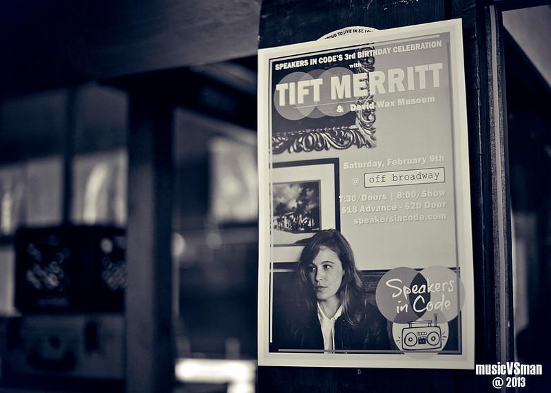 Tift Merritt @ Off Broadway