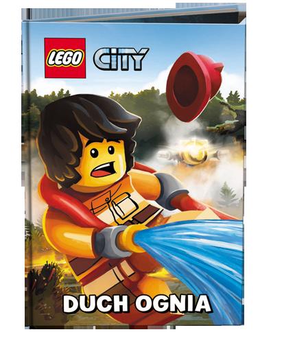 LEGO City - LNR11 - Duch Ognia