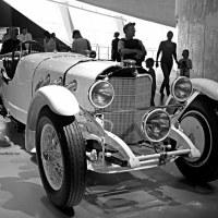 Mercedes-Benz Museum: Mercedes-Benz 710 SSK