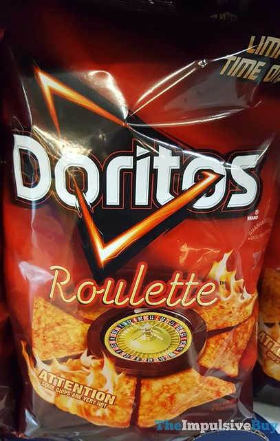 Limited Time Only Doritos Roulette (2016)