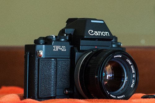 My Canon F-1N
