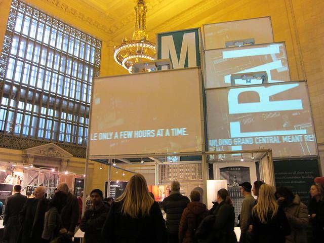 Grand Central Exhibit