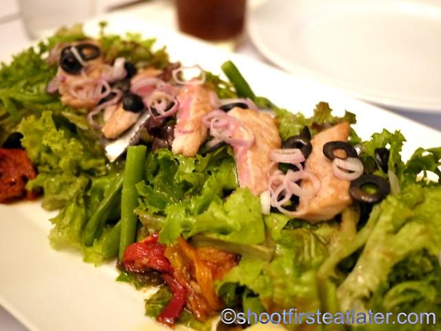 nicoise salad P580