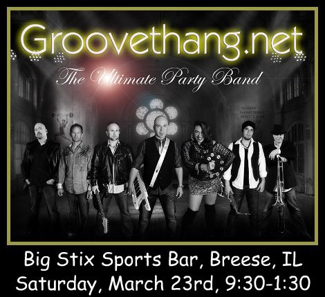 Groove Thang 3-23-13