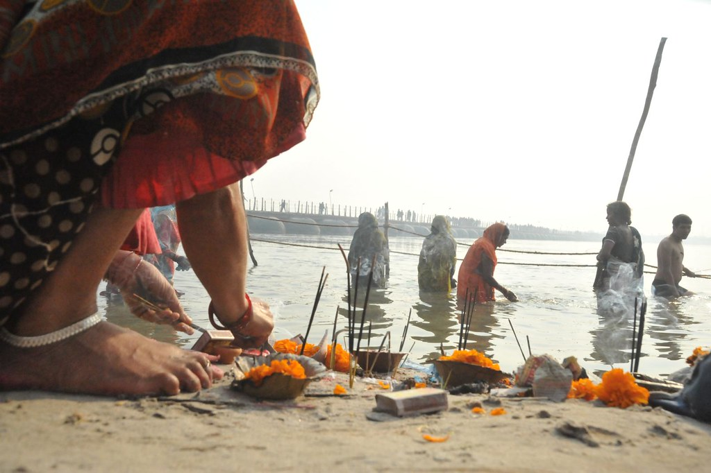 Incredible India! Chalo Kumbh - Allahabad 2013