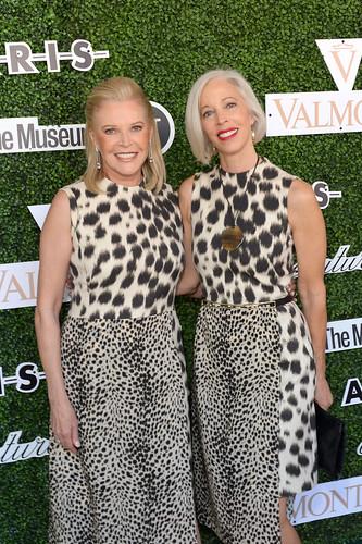 Audrey Gruss and Linda Fargo