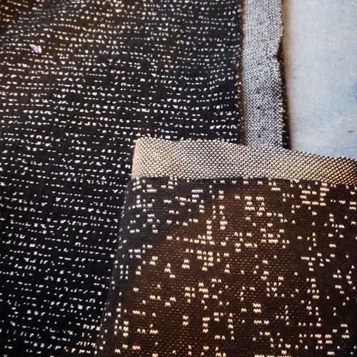 Tiramisu Dress in Black Double-Knit