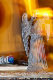 Weeping Angel - don't blink!