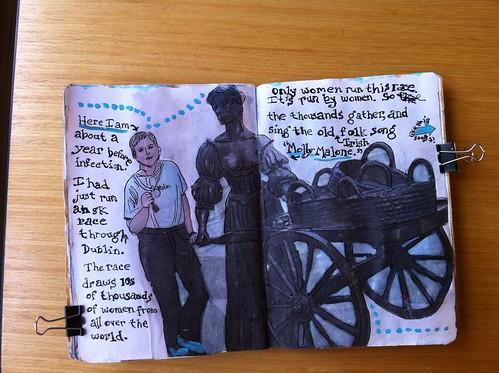 Dublin Molly & Me by jujuridl