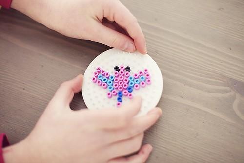 Fuse beads craft