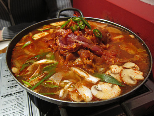 Pork and Kimchi Stew