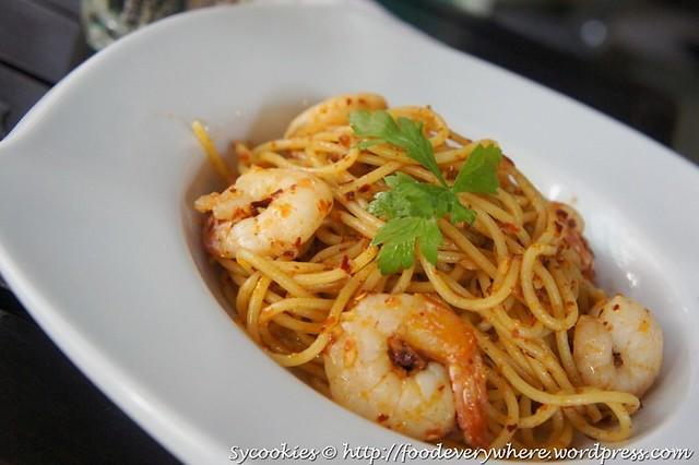 6.aglio olio prawn@nemo cafe (5) RM 25