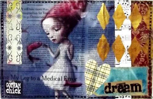 Mail Art - Sender's Choice 2A (Front)