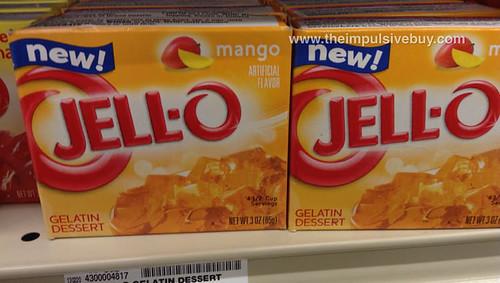 Jello Mango Gelatin