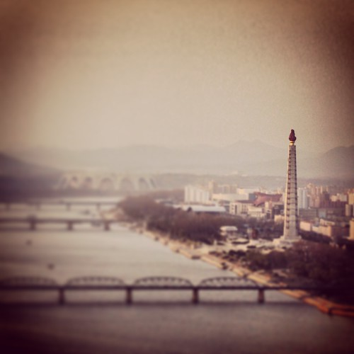 Pyongyang, North Korea Via Instagram