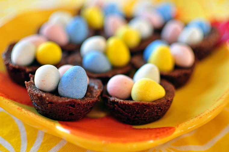 Brownie Nests 3