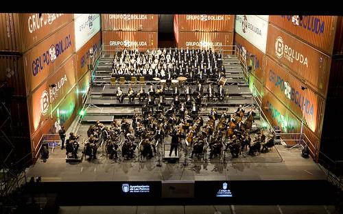 Concierto del Coro y la Orquesta Filarmónica de Gran Canaria